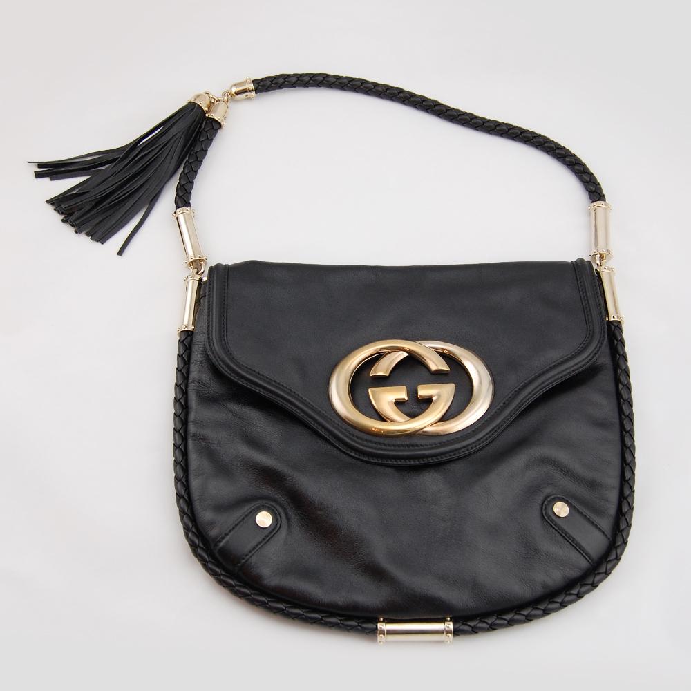d6b25ec82df8 Handbag Collective   Gucci Britt Tassel Bag